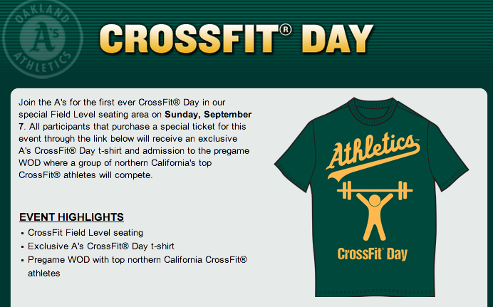 crossfit day